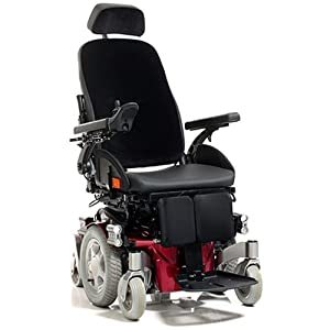 Salsa Mini MND Power Wheelchair