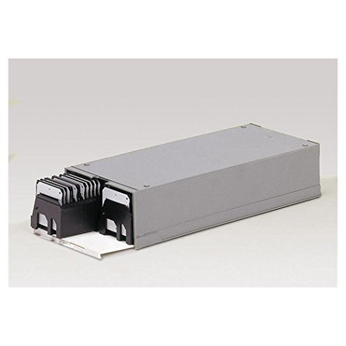 Stapelbox mit zwei Universal-Diamagazinen für je 50 KB-Dias