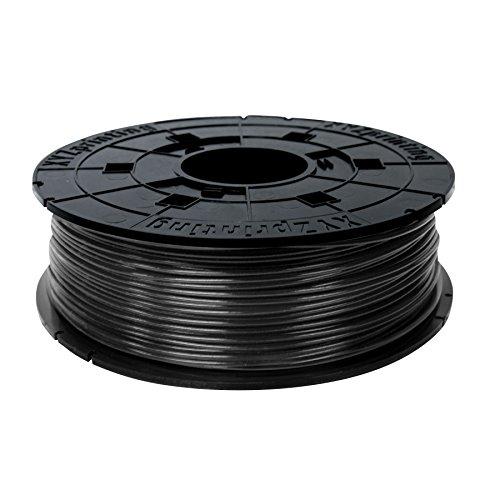 Xyzprinting rfplaxeu07b filamento pla 600 g, nero
