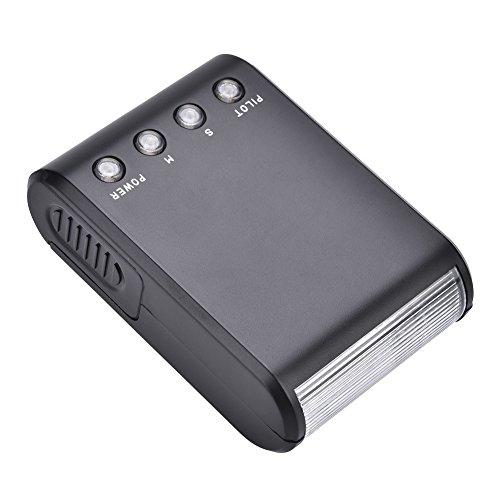 Acouto Blitzlicht Flash Tragbare Mini TTL Speedlite für Nikon, Canon Sony, Pentax, Olympus und Andere DSLR-Kameras