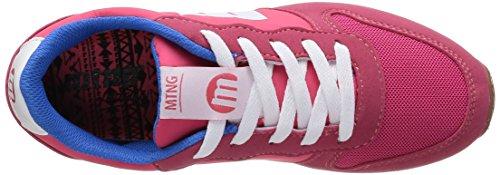 Mtng 69505, baskets sportives femme rouge (NEW RASPA ROJO)