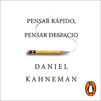 Pensar Rápido Pensar Despacio Think Fast Think Slowly Hörbuch Download Amazon De Daniel Kahneman Humberto Solórzano Penguin Random House Audio Audible Audiobooks