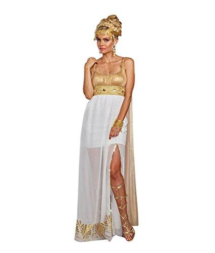 Dreamgirl 10688Athena Kostüm, Klein (Himmlische Göttin Kostüme)