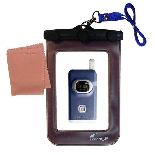 Wetter- und Wasserfeste Tasche für die Samsung SGH-X400 X426 X427 X430 X450