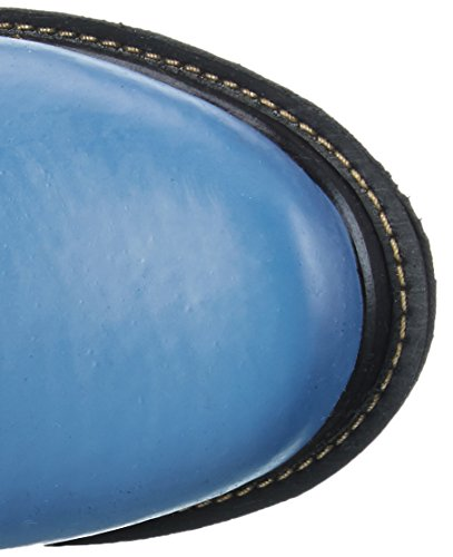 Ilse JacobsenDamen 3/4 Gummistiefel, RUB15 - Stivali di gomma a metà polpaccio Donna Blu (Blau (Mondstein (606)))