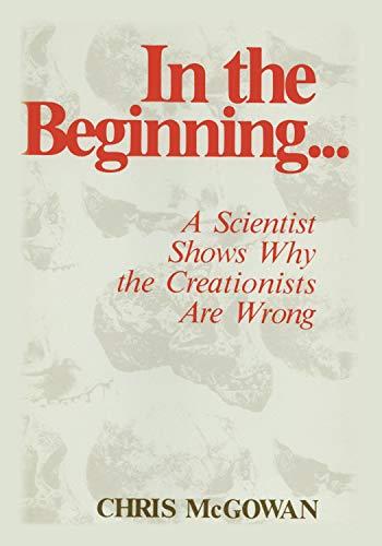 In the Beginning PDF Books