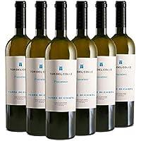 TOR DEL COLLE Pecorino Terre di Chieti IGT, Vino Bianco, si Abbina Bene a Tutti i Piatti a Base di Pesce, Carni Bianche…