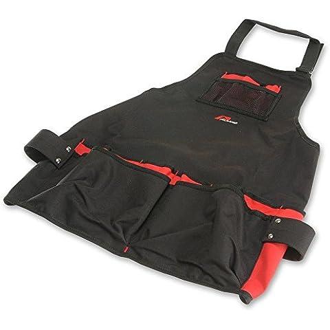 Plano® Resistente fuerte multi bolsillo Technic de bricolaje jardín casa profesional herramienta de trabajo cinturón delantal