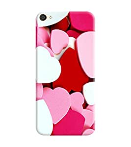 Vivo Y53 Printed Back Cover / Designer 3D Printed High Quality Back Cover for Vivo Y53 / Hard Case Vivo Y53 Mobile Cover By Gismo