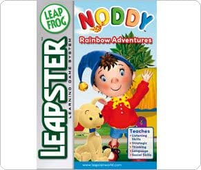 LeapFrog Leapster Game: Noddy Rainbow Adventures