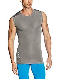 Sub Sports Men's Semi-Kompression, Wärme Stay Cool Sleeveless Base Layer