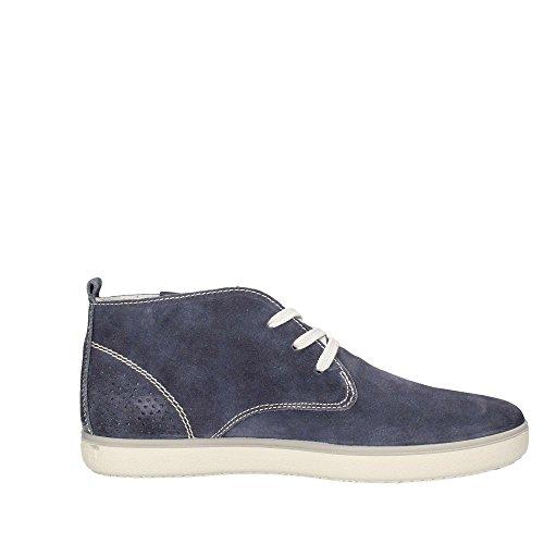 IGI&CO scarpe uomo polacchini 77231/00 GRIGIO Blu