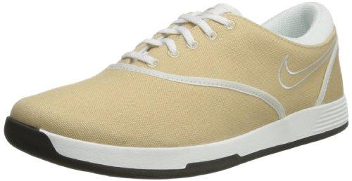 Nike Golf Lunar Duet Spt Scarpe da golf, lino / vertice Bianco / covare sotto la cenere, 9 M Us