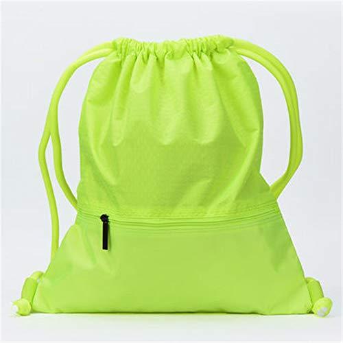 Kordelzug rucksack, kordelzug tanz tasche, geeignet für frauen kordelzug rucksack männer und frauen aufbewahrungstasche reise sport fitness rucksack 50 * 42 cm