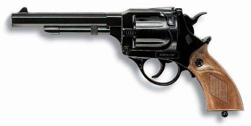 Edison Giocattoli S.P.A- Edison Helena Nera Box Pistola E Fucili Gioco Maschio Bimbo Bambino Giocattolo 903, Multicolore, 821003