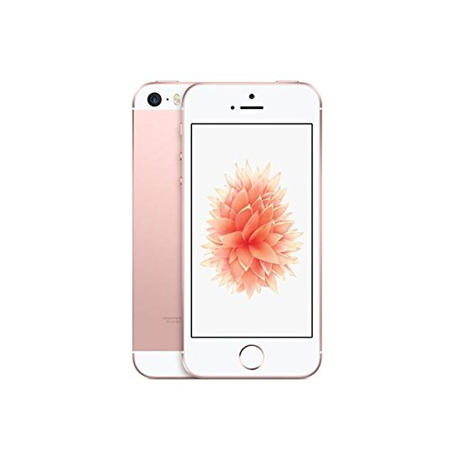 Apple iPhone SE Rosa 64GB Smartphone Libre (Reacondicionado Certificado)