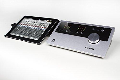 Apogee QUARTET USB 2.0 Audio-Interface (24-Bit/192 kHz, 4 symmetrische analoge Eingänge) - 7