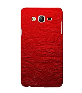 EPICCASE Red Stone wall Mobile Back Case Cover For Samsung Galaxy E7 (Designer Case)