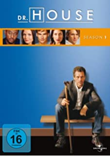 dr house staffel 1