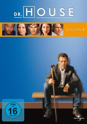 Dr. House - Season 1 (6 DVDs)