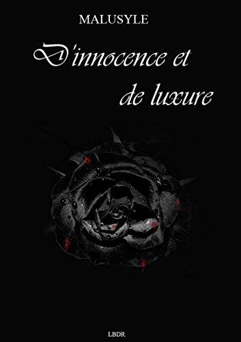 Couverture du livre D'innocence et de luxure !  (Adulte)
