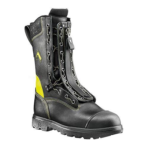 Haix Fire Flash Gamma Schnür-Reißverschluss-Stiefel mit Schnittschutzklasse 2. 42