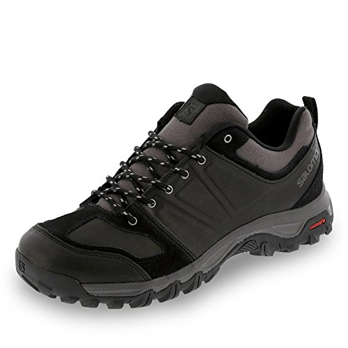 Salomon Evasion Travel Walking Shoes Noir
