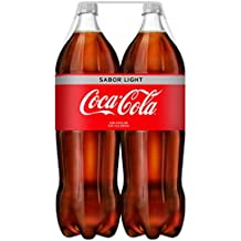 Coca Cola Light - 2 Botellas x 2 l