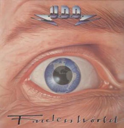 Faceless world (1990) [VINYL]