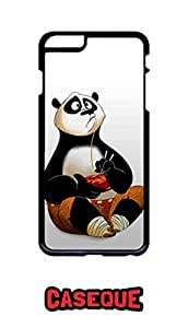Caseque Noodles - Kung Fu Panda Back Shell Case Cover for Apple iPhone 6 Plus