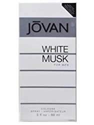 Jovan White Musk Cologne Spray, 88.72ml
