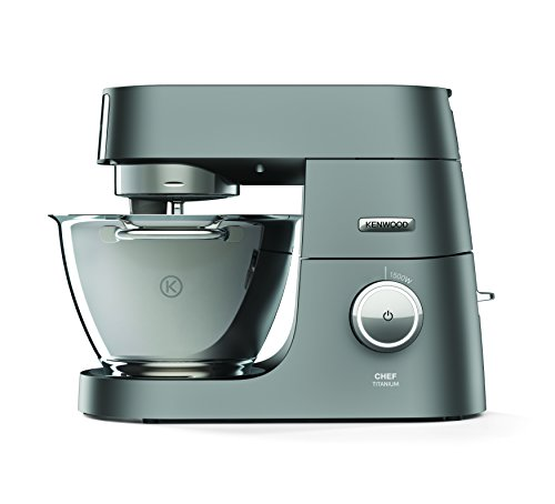 Kenwood KVC7300S Kitchen Machine Kenwood Chef Titanium System Pro, Silver Best Price and Cheapest