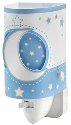 Dalber 63235TL Nachtlicht Blauer Mond Kinderzimmer Lampe Leuchte von Dalber S.L. auf Lampenhans.de
