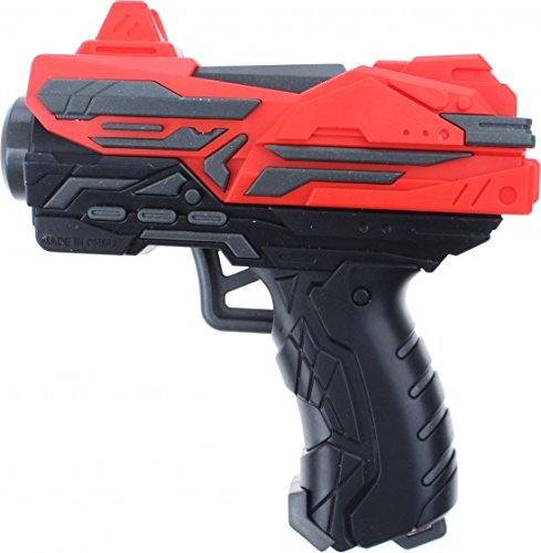 Shotgun Schaum Blaster Pistole 15cm rot