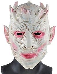 Shuang Yu Zou Fiesta Mascarada Máscara Mascarada Horror Máscara Cosplay Noche Rey Halloween