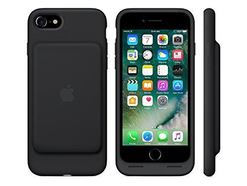 41vnAw52QsL - [Telekom Shop] Apple Smart Battery Case für iPhone 7 in Schwarz für 83,30€ statt 97€