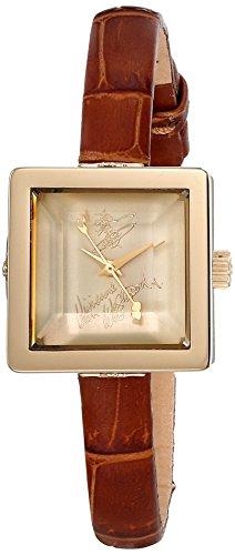 Ladies Vivienne Westwood Baby Cube Watch VV094GDBR
