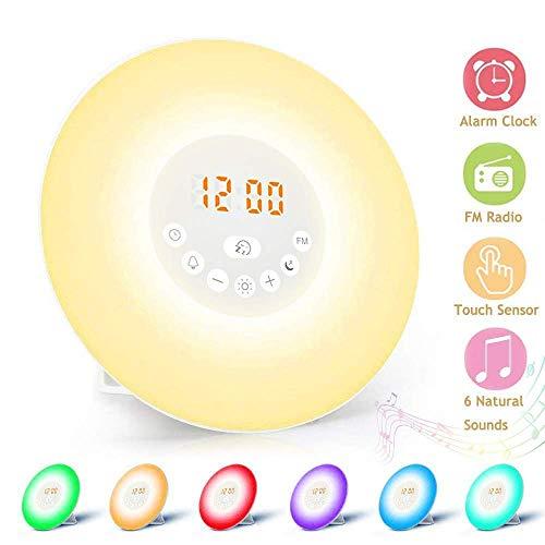 Dersoy Wake Up Light Despertador Luz