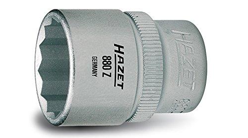 Preisvergleich Produktbild HAZET 880Z-10 Doppel-Sechskant Steckschlüssel-Einsat