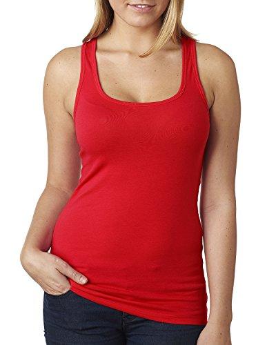 Next Niveau pour le dos nageur pour femme Jersey–6633 red