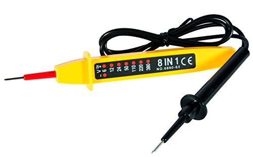 Electraline 58200 - Comprobador de circuitos eléctricos
