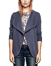 Suchergebnis auf Amazon.de für  damen sweatblazer blau - Damen ... 2911fc1052