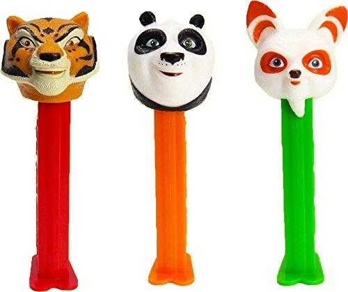 kung-fu-panda-3-pez-dispenser-mit-zwei-refils-einzeln-verkauft-nur-ein-zeichen-geliefert-at-zufallig