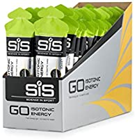 Science in Sport GO Confezione da 30 Gel Isotonici, Gusto