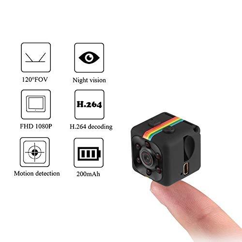 MWJK HD 1080P Mini Kamera Familie Sicherheit Monitor Videokamera Draussen Luftaufnahmen DVR