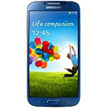 Samsung Galaxy S4 Smartphone (5 Zoll (12,7 cm) Touch-Display, 16 GB Speicher, Android 5.0) blau