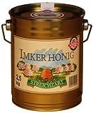 Bihophar Imker-Honig cremig, 2,5-kg-Eimer