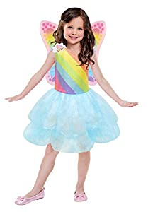 amscan X de 9902377Infantil Disfraz Barbie Wolke Tutu Vestido, 98-110cm