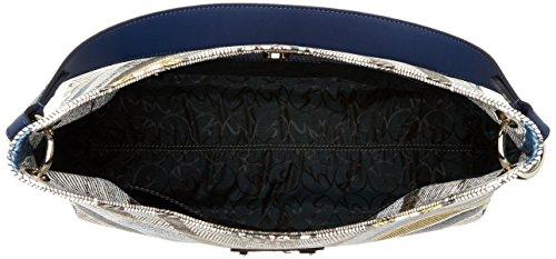 GATTINONI Gacpu0000099, sac bandoulière Blu (Luna)