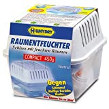 HUMYDRY Compact Raumentfeuchter + 450g Granulat
